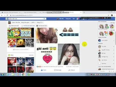cách hack like ảnh đại diện trên facebook - Cách Hack Like Trên Facebook
