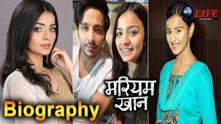 Mariam Khan-Reporting Live fame Mahima Makwana Age | Boyfriend | Family | House | Next9Life