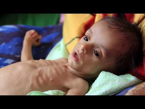 News Update Yemen war: Aid agencies await Saudi clearance to reach rebel ports 23/11/17