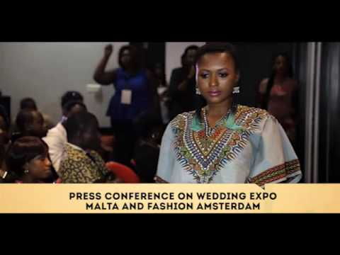 TOPSTORY : WED EXPO MALTA AND FASHION FAIR AMSTERDAM PRESS CONFERENCE