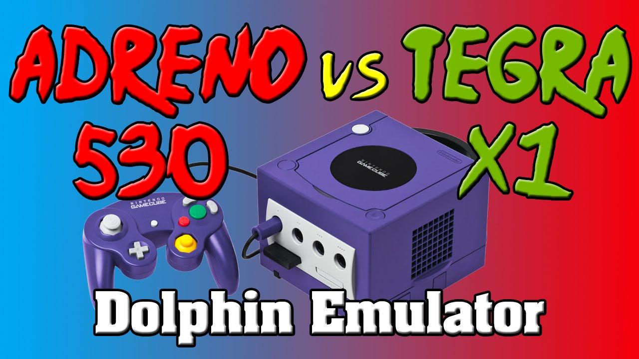 🌊Can Snapdragon 820 CPU Handle Dolphin Emulator 🐋 ? | Adreno 530 vs Tegra  X1📣