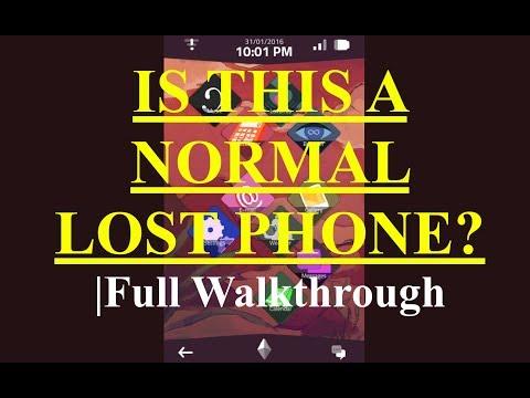 SAM WHO?   A Normal Lost Phone FULL Walkthrough  