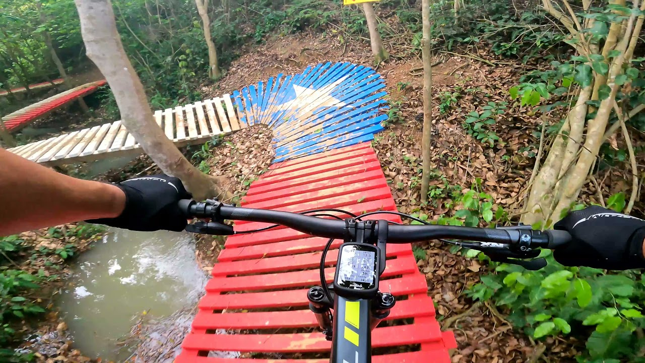 Download Mountain Biking at Fajardo MTB Trail