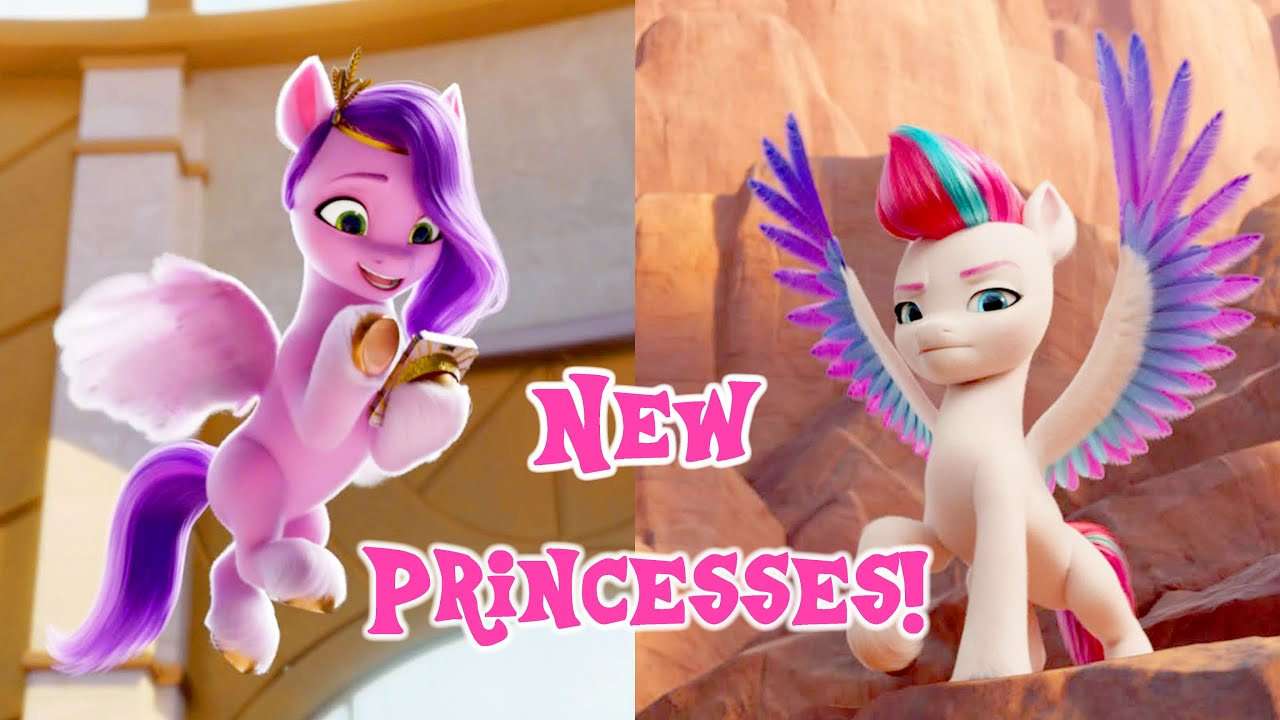 MLP G5: NEW CHARACTERS REVEALED! Leak of Princess Zipp Storm and Pipp  Petals - YouTube