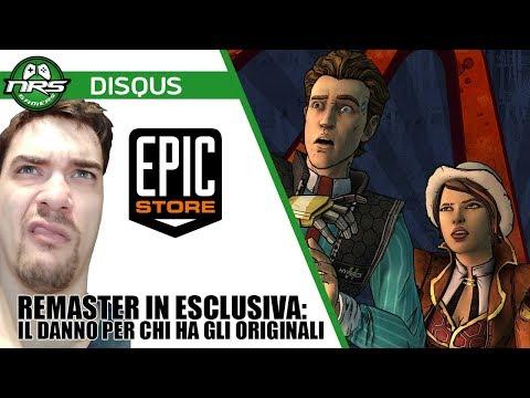 Epic Games Store e remaster in esclusiva, il danno per chi possiede gli originali