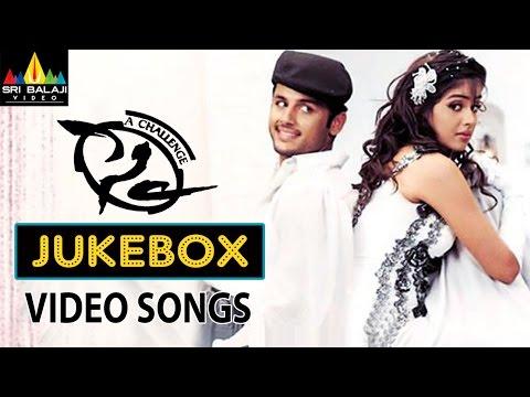 Sye Jukebox Video Songs | Nithin, Genelia, SS Rajamouli | Sri Balaji Video