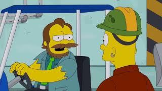 Os Simpsons   Dias de Um Futuro Futuro A Morte De Homer Simpsons