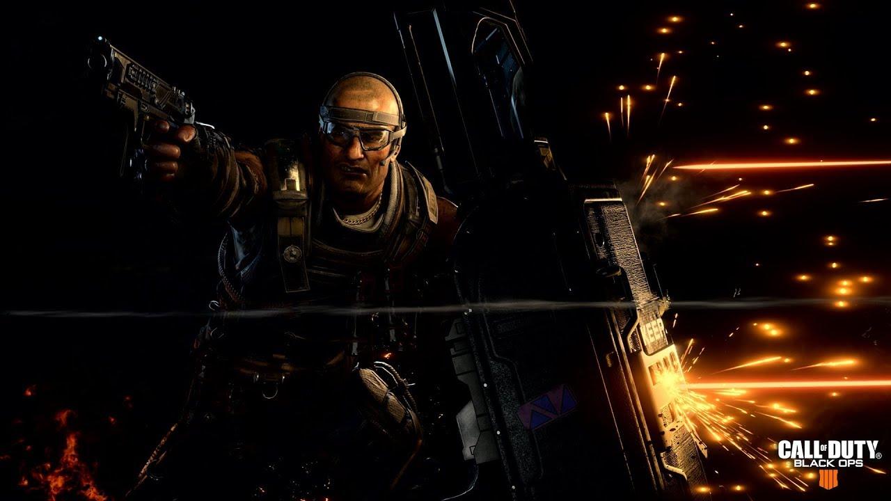 PS4《Call of Duty: Black Ops 4》黑色行動部隊 中文預告