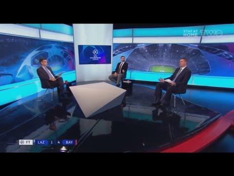 Lazio 1-4 Bayern Munich Post Match Analysis