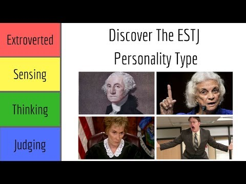 "ESTJ Personality Type Explained | ""The Executive"""