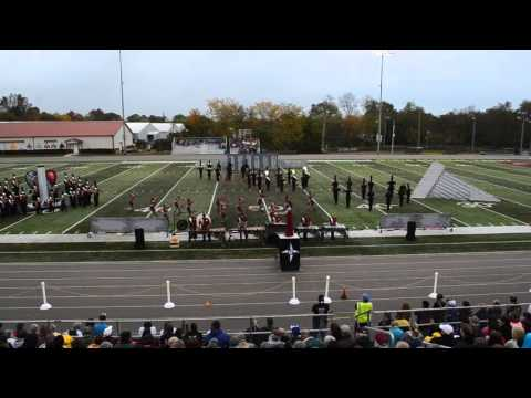 Bourbon County High School Marching Band 2015 - Epic - Heart of Stone
