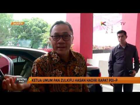 Ketua Umum PAN Hadiri Rapat Internal PDIP Mp3