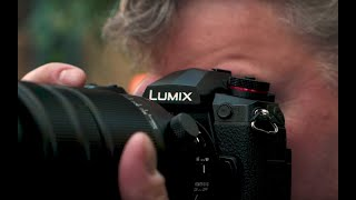 Panasonic G9 Hands-on Review with New V2.0 Firmware