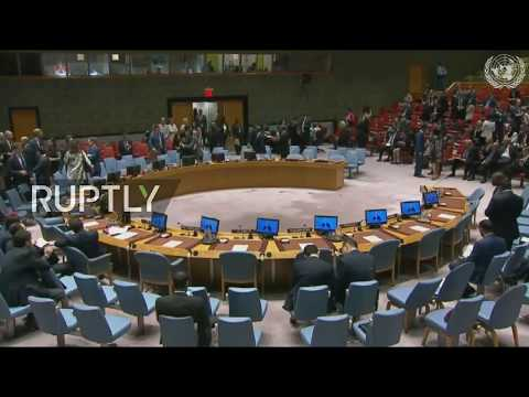 Live: UNSC convenes on Middle East and Palestine in New York City