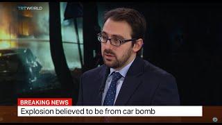 Talha Kose talks to TRT World about Ankara blast