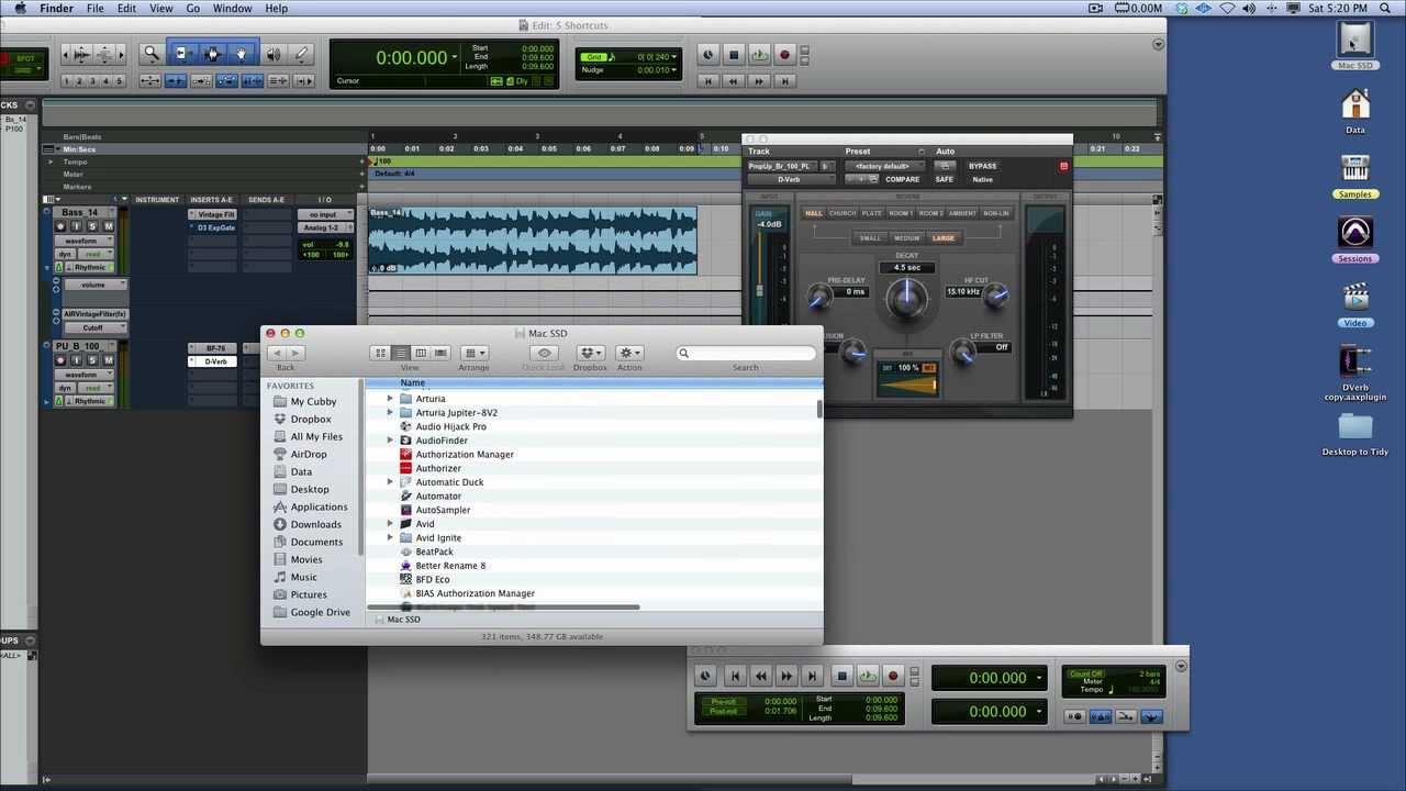 How To Pimp Your Avid Pro Tools AAX Plug Ins