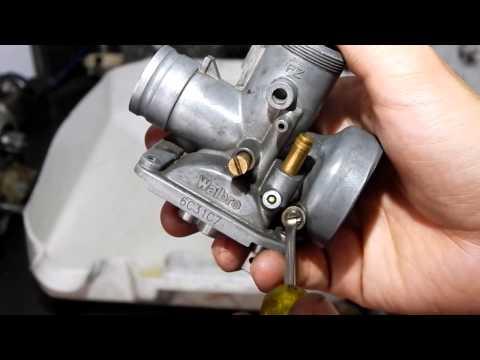 Cómo lavar un carburador - Desarme y lavado (Parte 1/2) HD