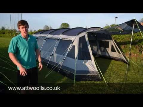 Outwell Vermont L Side Awning Doovi