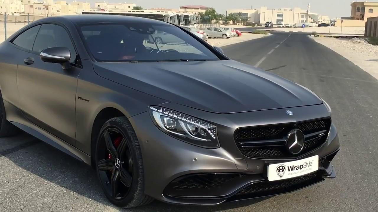 Mercedes C  Gray