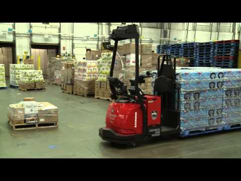 Raymond Courier - Improving Productivity with Flexible Automation - Giant Eagle