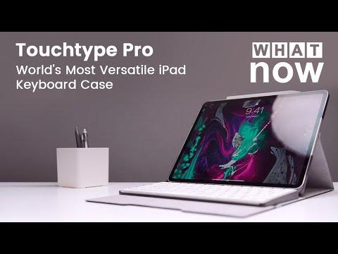 World's Most Versatile IPad Keyboard Case — Touchtype Pro