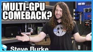 Ask GN 103: Multi-GPU Comeback? NVIDIA Limiting VRAM on Purpose?