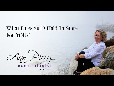 Numerology - What Does 2019 Hold In Store For YOU?!