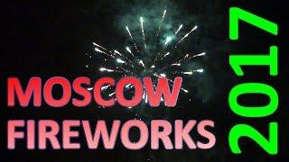 015 Новогодняя ночь в Москве