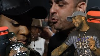 THE MOST INSULTING THING ANY MAN COULD DO TO A WOMEN!  Rap Battle - Dizaster vs O