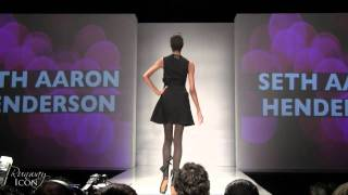 Seth Aaron Henderson Project Runway Winner at Project Ethos 2011