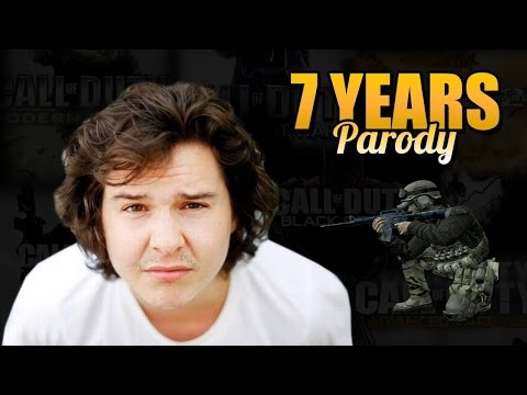 "Call of Duty - Lukas Graham ""7 Years"" PARODY (Community Spotlight)"