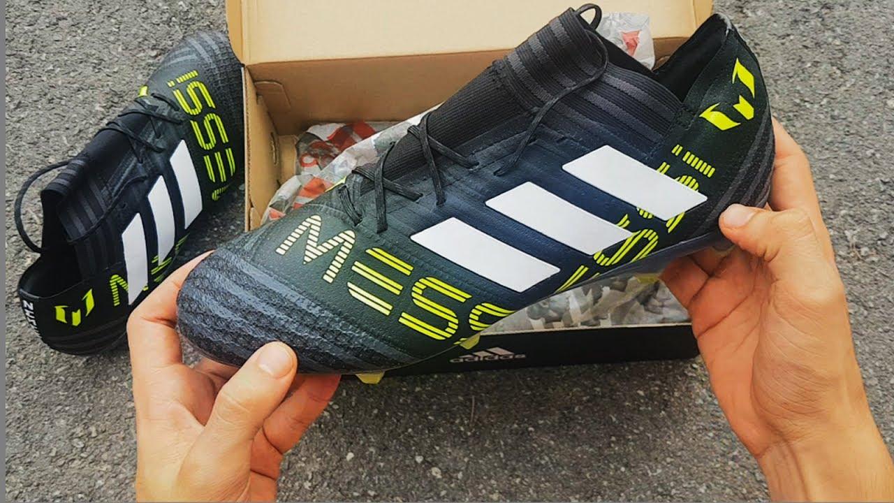 Adidas Fútbol 17 UnboxingBotas Leo Nemeziz Messi Exclusive De 0P8wOknX