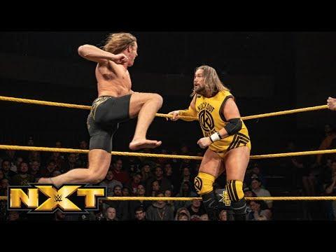Matt Riddle vs. Kassius Ohno: WWE NXT, Jan. 2, 2019
