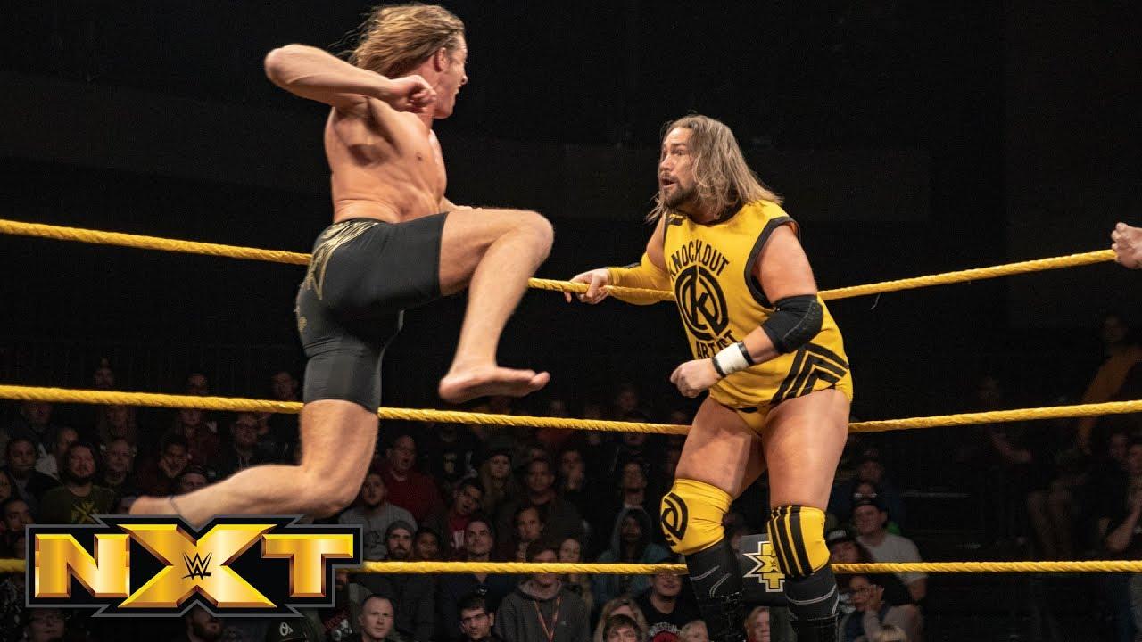 Download Matt Riddle vs. Kassius Ohno: WWE NXT, Jan. 2, 2019