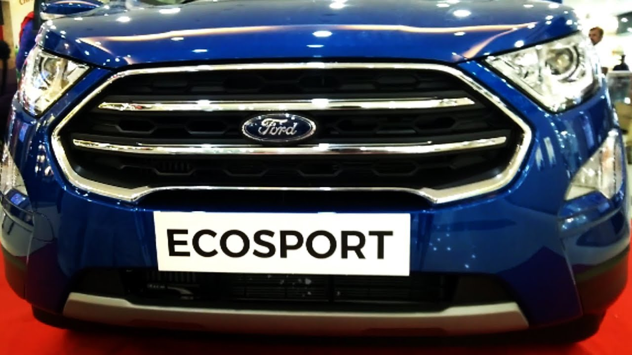 Ford Ecosport Facelift Complete Review Including Engine Price Mileage And Specifications