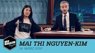 Mai Thi Nguyen-Kim zu Gast im Neo Magazin Royale mit Jan Böhmermann - ZDFneo