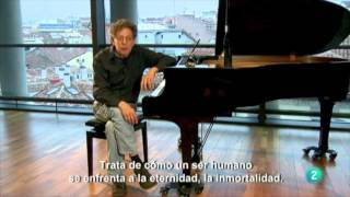 THE PERFECT AMERICAN by Philip Glass - TV Feature