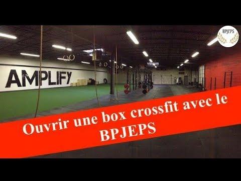 Ouvrir une box CrossFit avec le BPJEPS AF - Annabelle Martin