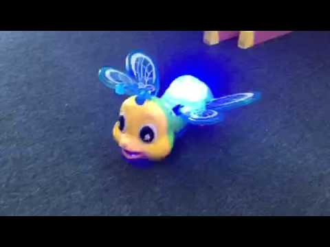 Happy Bee toy with Light and music