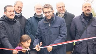 Inaugurato il parco di Uptown/Cascina Merlata!