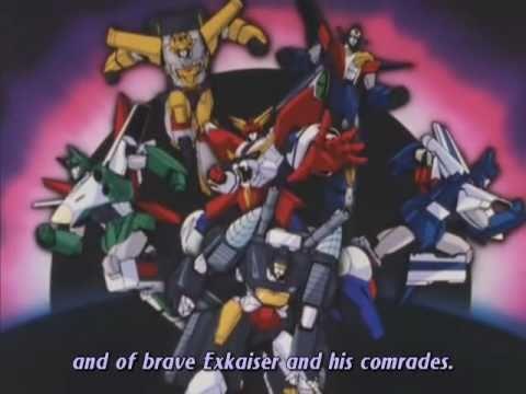Brave Exkaiser Episode06 Sub