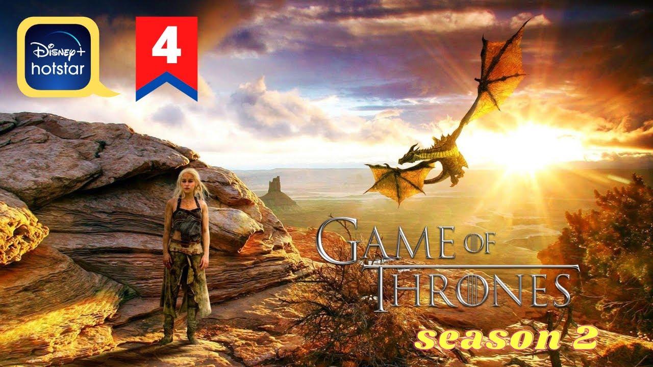 Download Game of Thrones Season 2 Episode 4 Explained in Hindi   Hitesh Nagar