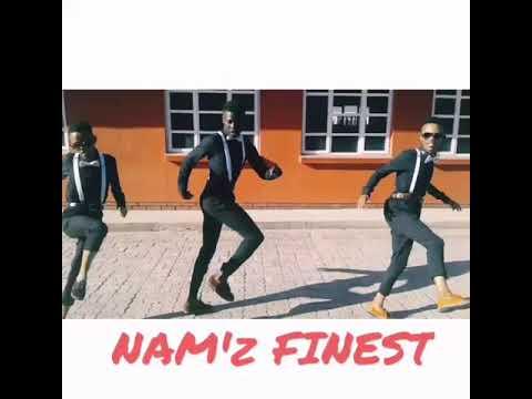 Namibia best dance group O.K.Kz finest