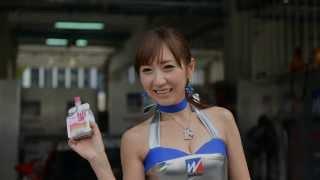 Leah Mizumura 水村リア Race Queen Weider Modulo DOME RACING