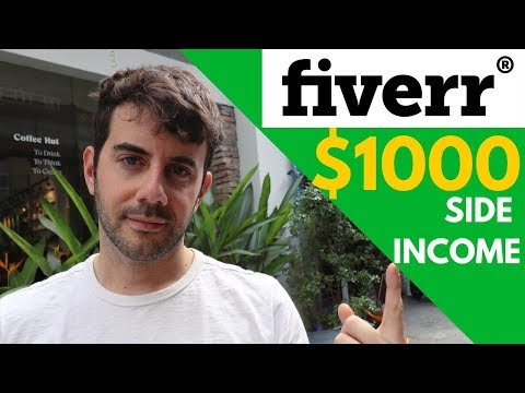 The best way to Generate profits On Fiverr - A Deep Assumed