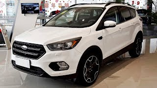 2019 FORD KUGA S - EXTERIOR AND INTERIOR - AWESOME SUV