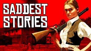 Saddest Stories in Red Dead Redemption