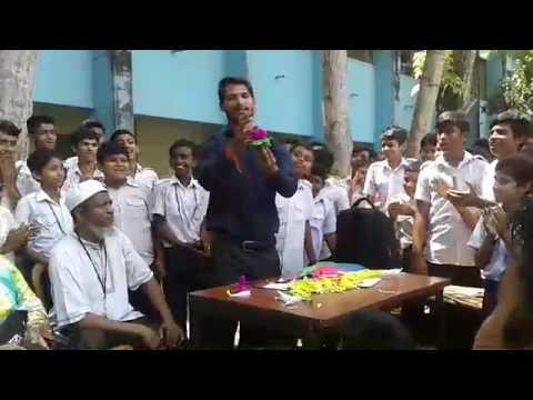 Indian pepper art schools demo