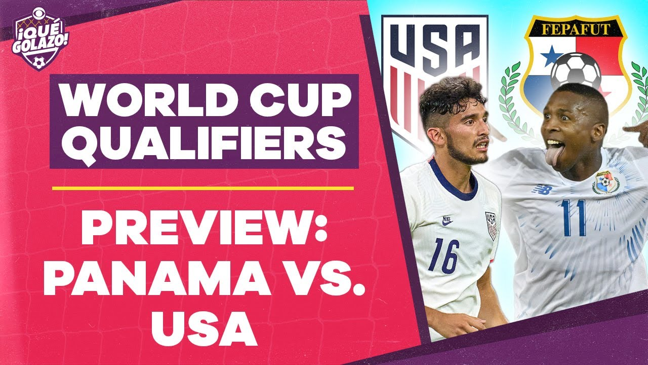 2022 World Cup Qualifying: Panama 1-0 USA - A pathetic ...
