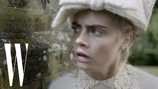 Cara Delevingne: Come and Find Me directed by Ruth Hogben | W magazine